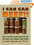 I CAN CAN BEEF!! How to can beef to s...