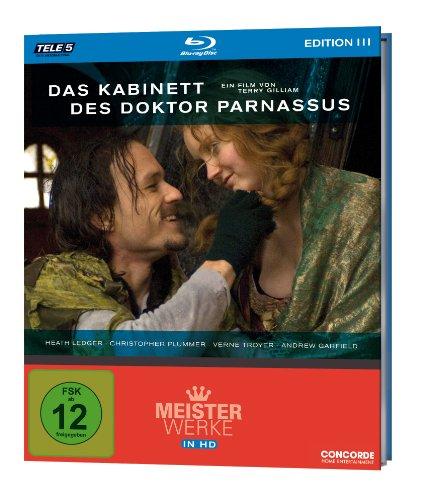 Das Kabinett des Doktor Parnassus - Meisterwerke in HD Edition 3/Teil 16 [Blu-ray]