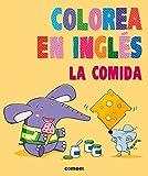Colorea en inglés: La comida