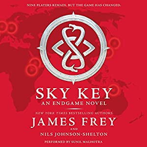 Endgame: Sky Key Audiobook