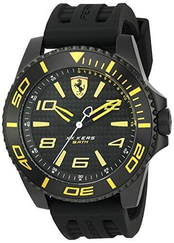 ferrari-orologio-da-uomo-casual-xx-kers-quarzo-in-acciaio-inox-e-silicone-colore-nero-modello-083030