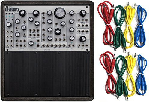 Pittsburgh Modular Lifeforms System 101 dual Oscillator analog Modular Synth w/ 8 Cables (Analog Modular Synth compare prices)