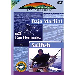 Baja Marlin / Sailfish movie