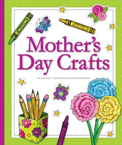 Mothers Day Crafts (Craftbooks)