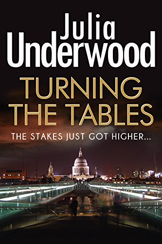 Book: Turning The Tables by Julia Underwood