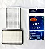 Kenmore 86889 HEPA Filter (4 pack) by envirocare