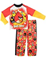 Character Boys Angry Birds Pyjamas Ages 4 to 10 Years