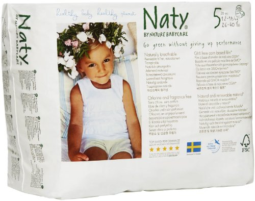 Naty Training Pants - Size 5 - 20 ct