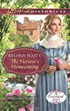img - for The Heiress's Homecoming (Love Inspired Historical) book / textbook / text book