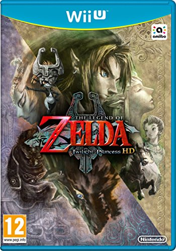 The Legend of Zelda: Twilight Princess HD  (Wii U)