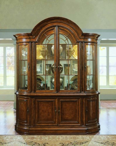Buy Low Price Universal Hutch & Buffet by Universal – Villa Cortina (409682R) (409682R)