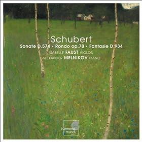 Sonate en La majeur, Op. posth.162, D.574: IV. Allegro vivace