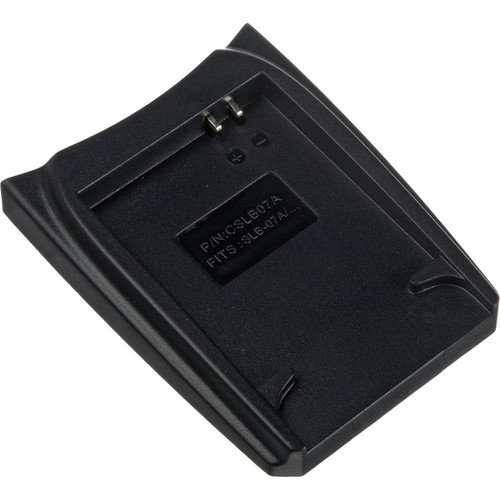 Watson Battery Adapter Plate For Slb-07A -Accepts Samsung Slb-07A Type Battery