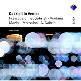 Gabrieli, Giovanni : Canzon septimi octavi toni a 12