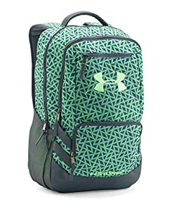 Under Armour Storm Hustle II Backpack, Caspian (404), One Size