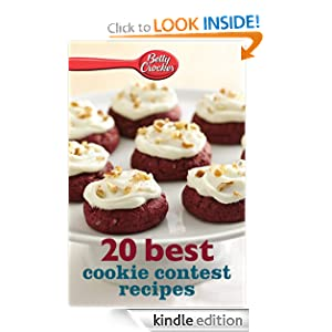 Betty Crocker 20 Best Cookie Contest Recipes