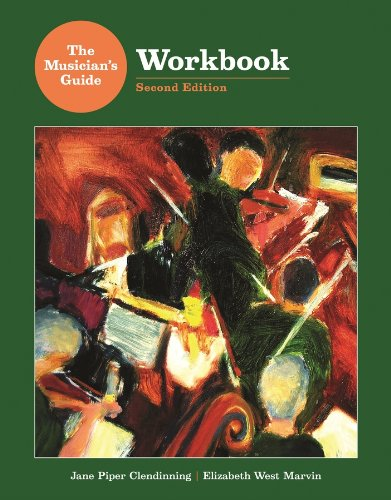 The Musician's Guide Workbook (Second Edition)