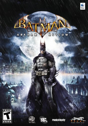 Batman: Arkham Asylum [Mac Download]