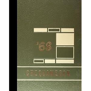 (Reprint) 1968 Yearbook: Washburn High School, Washburn, Wisconsin Washburn High School 1968 Yearbook Staff