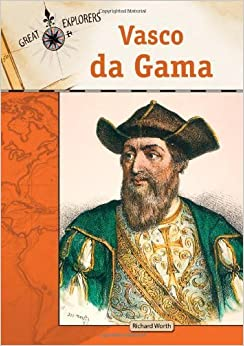 Vasco Da Gama (Great Explorers (Chelsea House)) [Library Binding