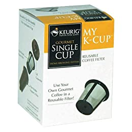 Product Image Keurig My K–Cup Reusable Coffee Filter 5048
