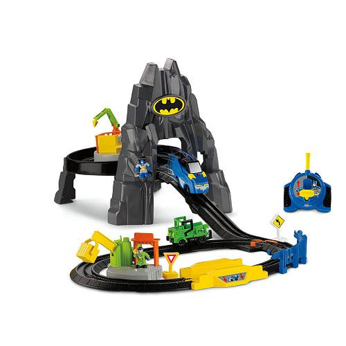Toy Sets For Boys : Order fisher price geotrax dc super friends batcave rc set