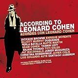 According to Leonard Cohen (2CD & DVD)