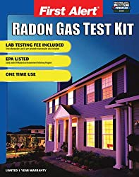 FIRST ALERT RD1 Radon Gas Test Kit by FIRST ALERT