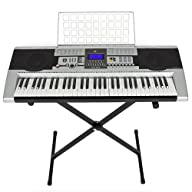 61 Key Electronic Music Keyboard Elec…