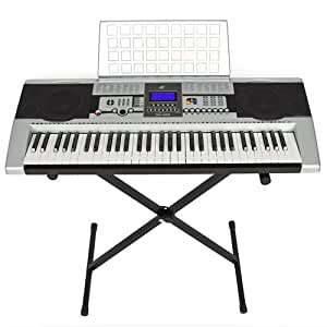 61 Key Electronic Music Keyboard Electronic Piano