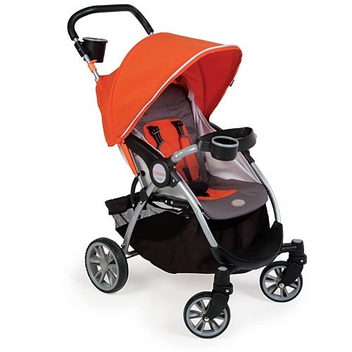Review Of Contours Lite Stroller, Tangerine