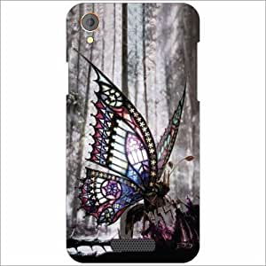 Lava Iris X1 Atom Back Cover - Silicon Butterfly Designer Cases