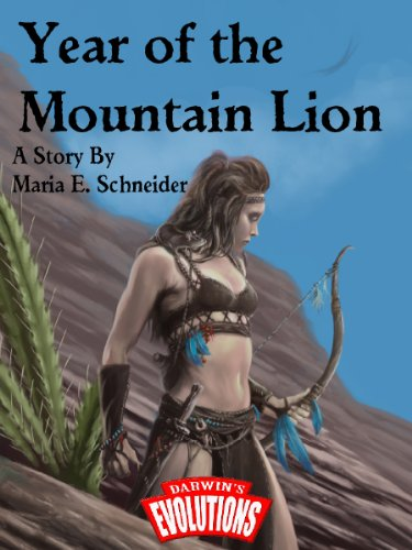 Year of the Mountain Lion cover