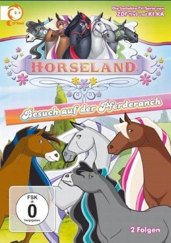 Horseland Vol. 6 - Besuch auf der Pferderanch
