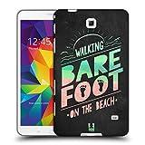 Amazon.co.jpHead Case Designs ウォーキング サマー・スナップ シリーズ2 ハードバックケース Samsung Galaxy Tab 4 8.0