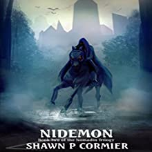 NiDemon Audiobook by Shawn P. Cormier Narrated by Jus Sargeant