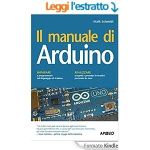 Il manuale di Arduino (Guida completa)