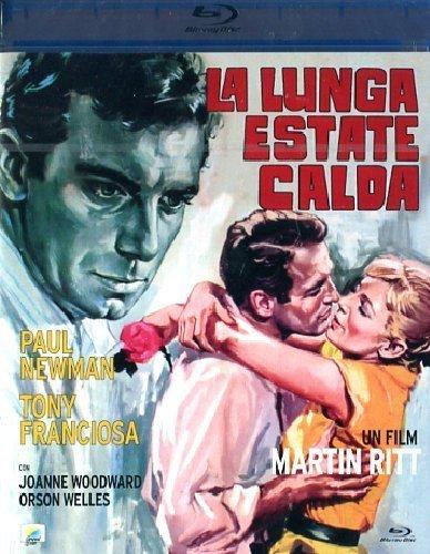 El largo y cálido verano / The Long, Hot Summer ( The Long Hot Summer ) [ Origen Italiano, Ningun Idioma Espanol ] (Blu-Ray)