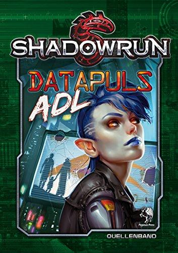 Shadowrun 5: Datapuls ADL (Hardcover) deutsche Version