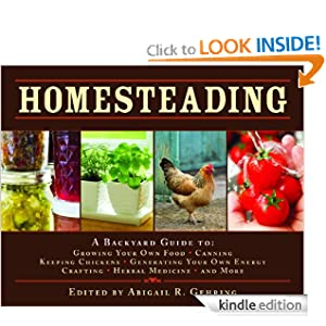 Homesteading (Back to Basics Guides)
