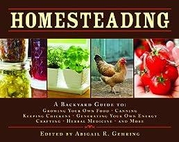 Homesteading (Back to Basics Guides)