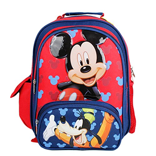 """Small Backpack - Disney - Mickey Mouse - Hide and Seek 12"""""""