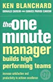 img - for One Minute Manager Builds High Performing Teams book / textbook / text book