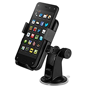 iOttie One Touch XL Windshield Dashboard Car Mount Holder for Amazon Fire Phone and Galaxy S5/S4/Note3/Note 2 (HLCRIO101)
