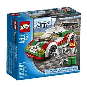 Amazon.com: LEGO City Great Vehicles 60053 Race Car: Toys ...