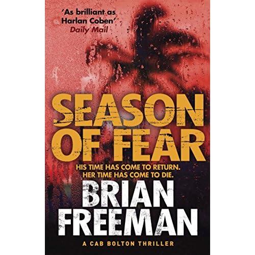Season of fear a cab bolton thriller brian freeman 1782068996 ebay