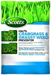 Scotts Halts Crabgrass and Grassy Weed Preventer 5000 sq ft