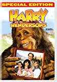 Harry & The Hendersons [DVD] [1987] [Region 1] [US Import] [NTSC]