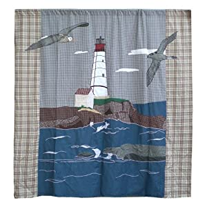 Amazon.com - Patch Magic 72-Inch by 72-Inch Lighthouse By Bay Cz