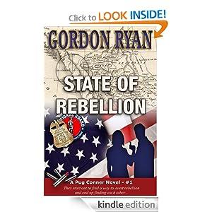 State of Rebellion (A Pug Connor Novel)